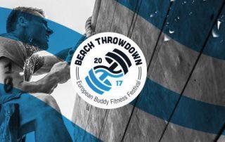 Logo Beach Throwdown 2017