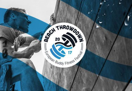 Logo Beach Throwdown 2017